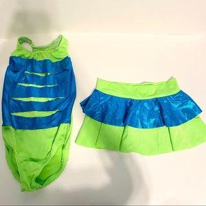 Costume Gallery Dance Costume | Leotard & Skirt